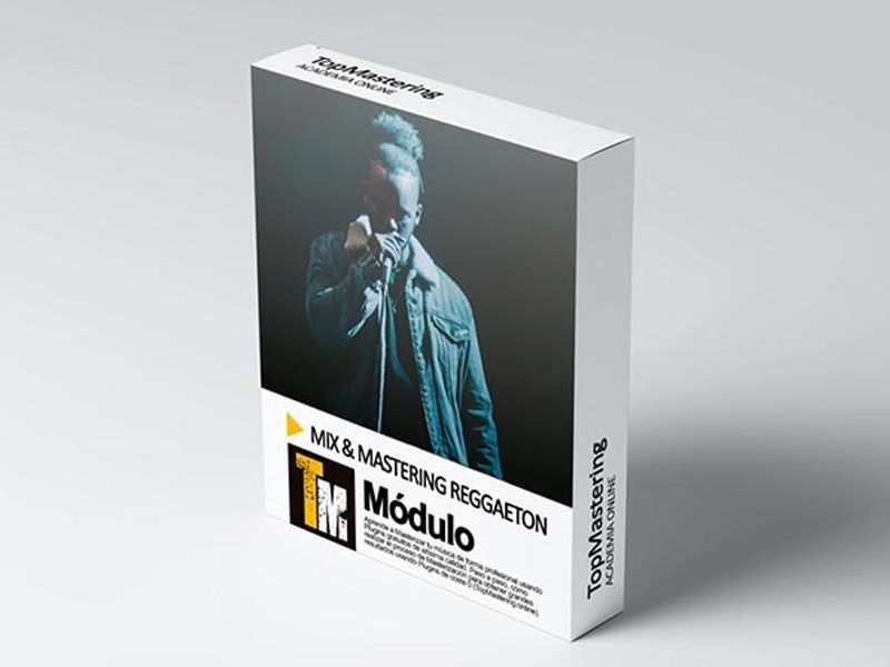 mix mastering reggaeton